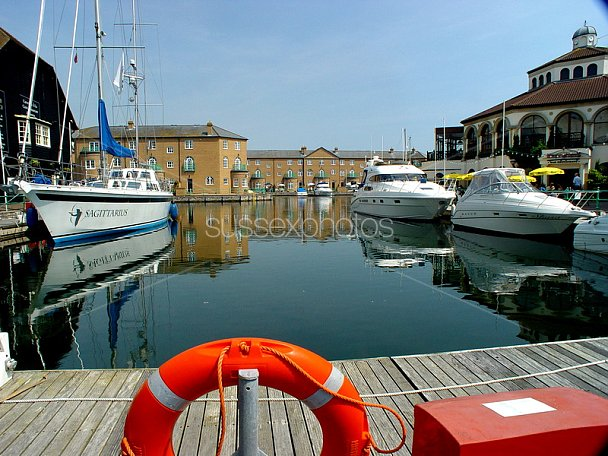 Brighton Marina Photo