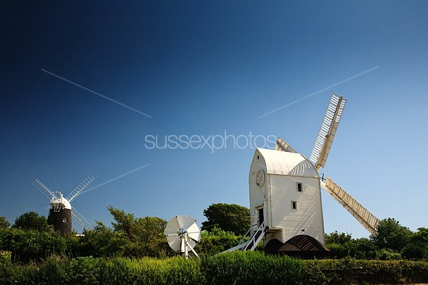 Jack & Jill Windmills Photo