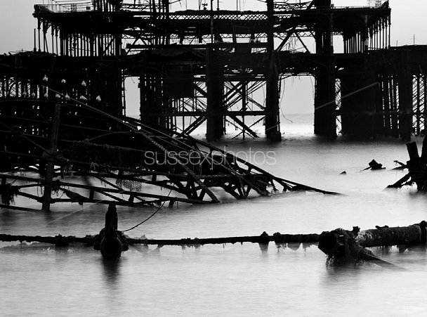 The Piers of Sussex Photo