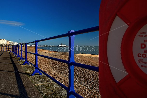 Eastbourne Seafront Photo