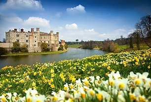 View Leeds Castle Photos >>