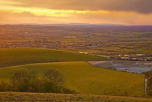 View South Downs Photos >>