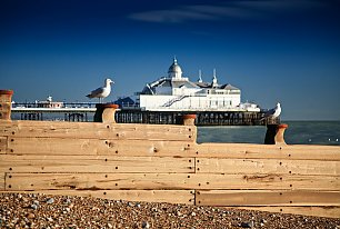 View Eastbourne Seafront Photos >>