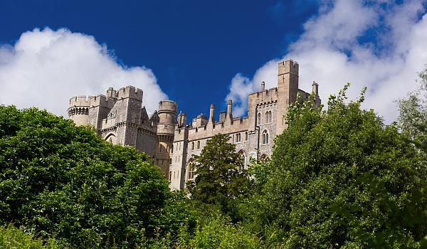 Arundel Castle Images Added 2