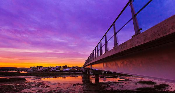 Adur Ferry Bridge 3