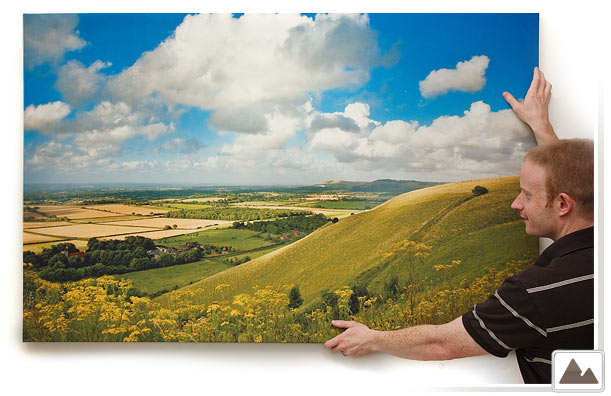 canvas prints sussex