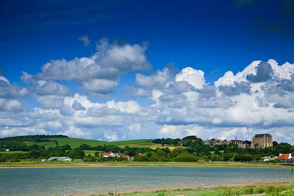 Summer by the Adur  1